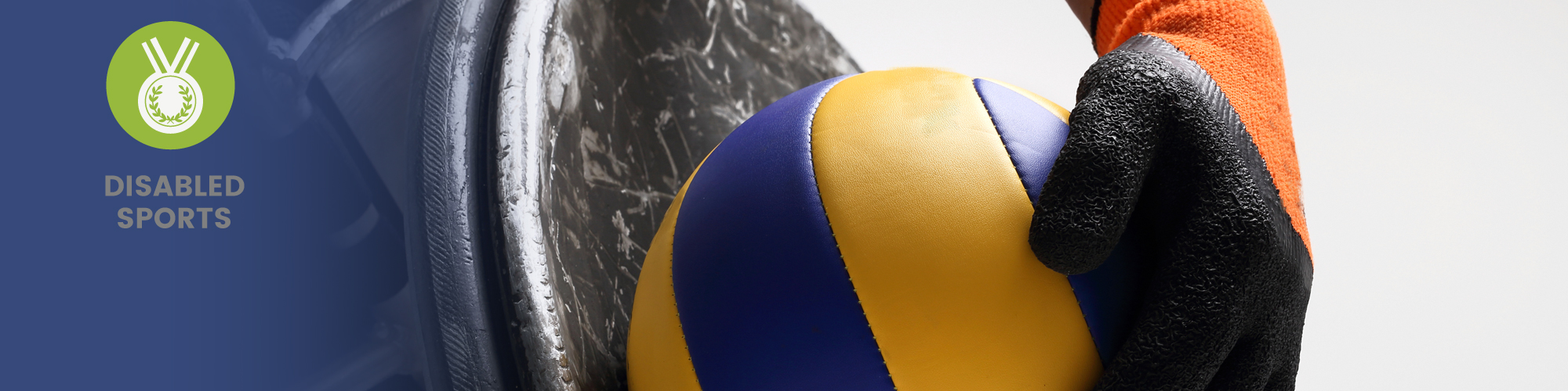Home page banner image - disabled sports